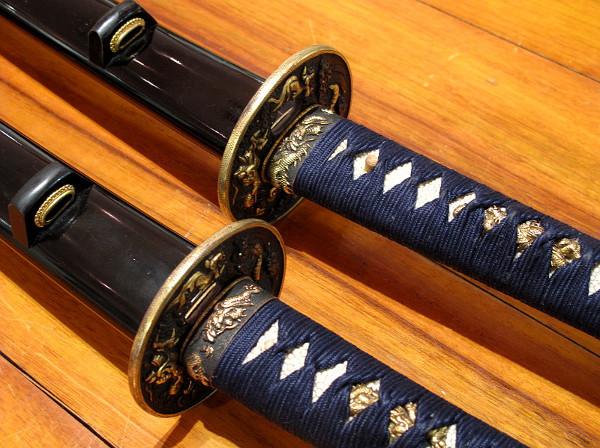 Japán Kard Pár