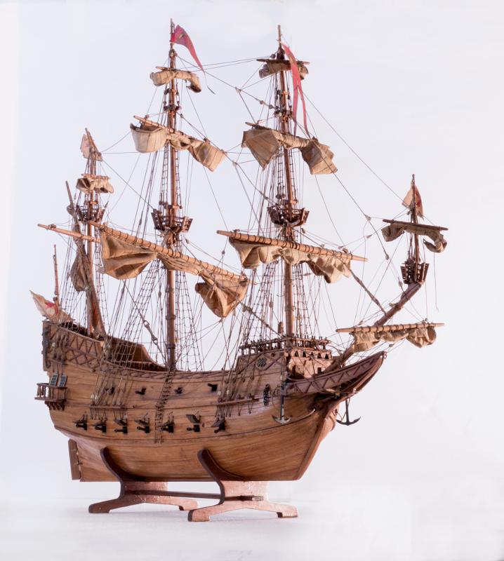 wood ship moró