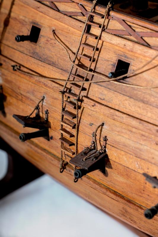 ship wood moró
