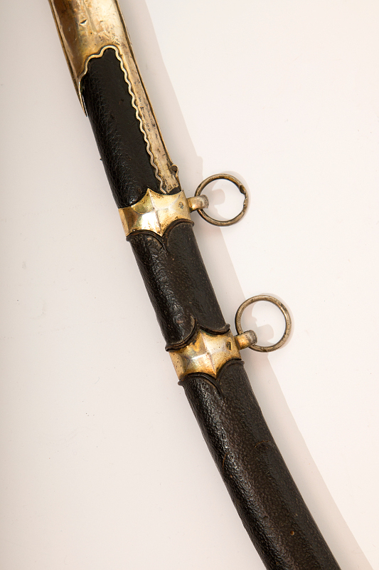 shamshir sword moro antik