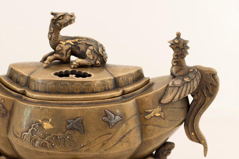 japan meiji moro antik