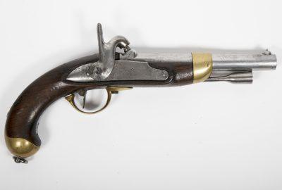 Francia lovassági pisztoly