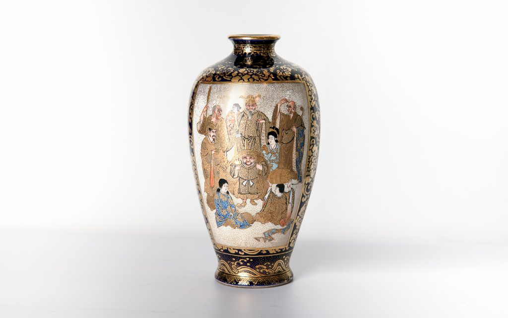 satsume vase