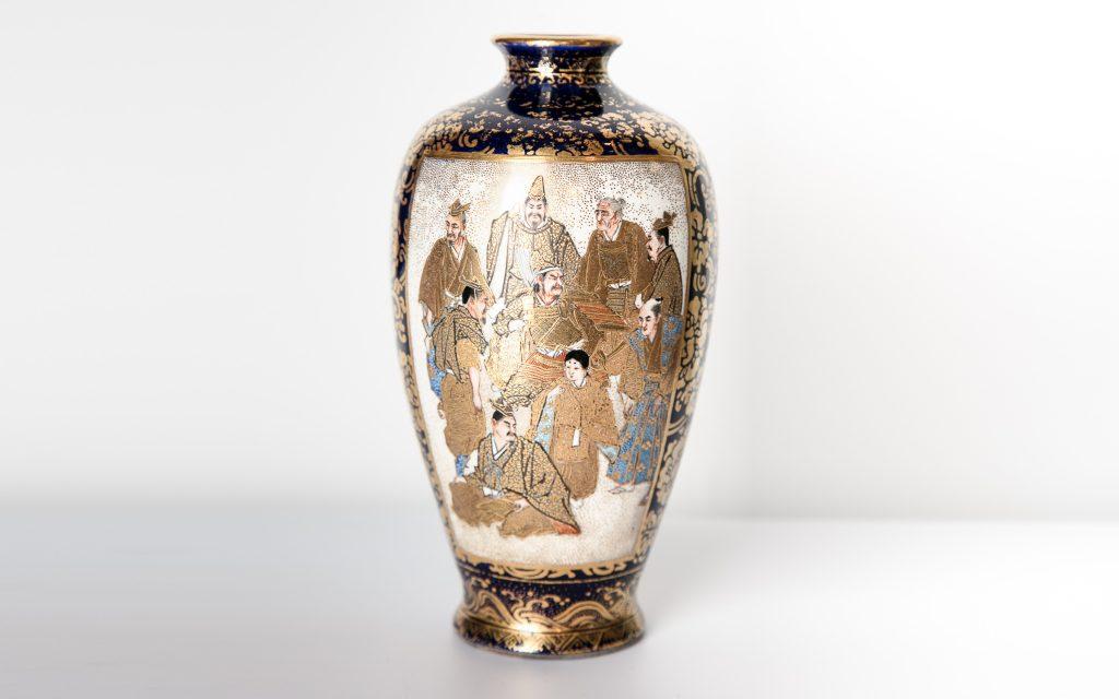 Satsuma váza