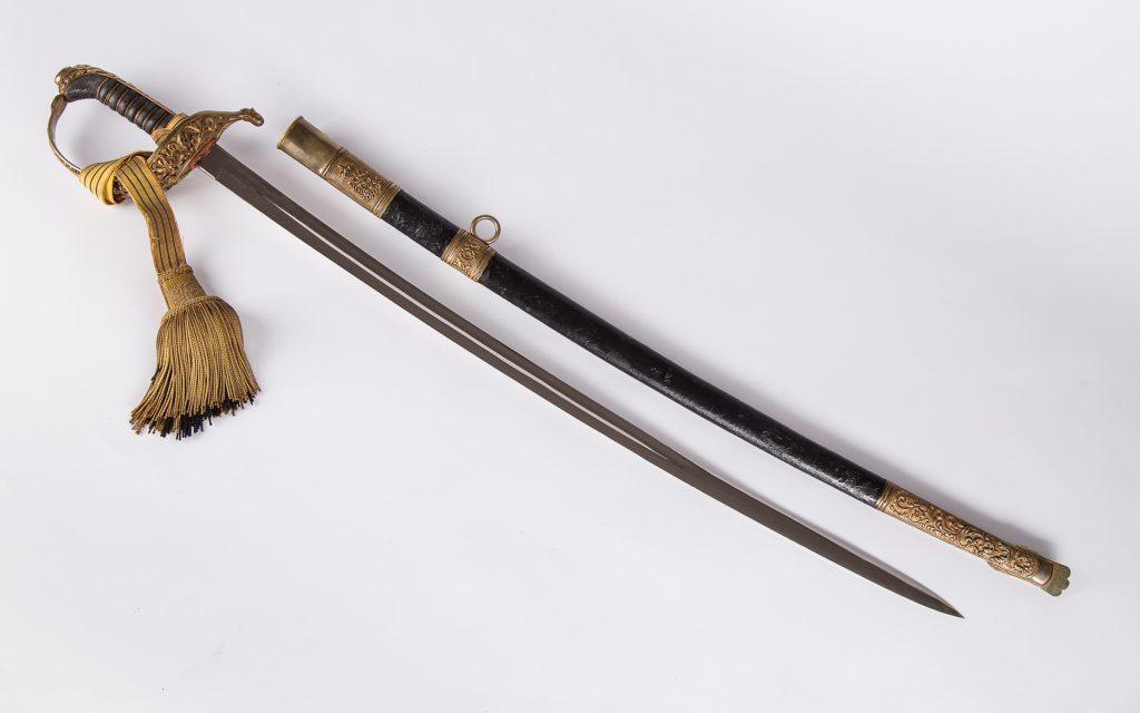 Austo Hungarian sword