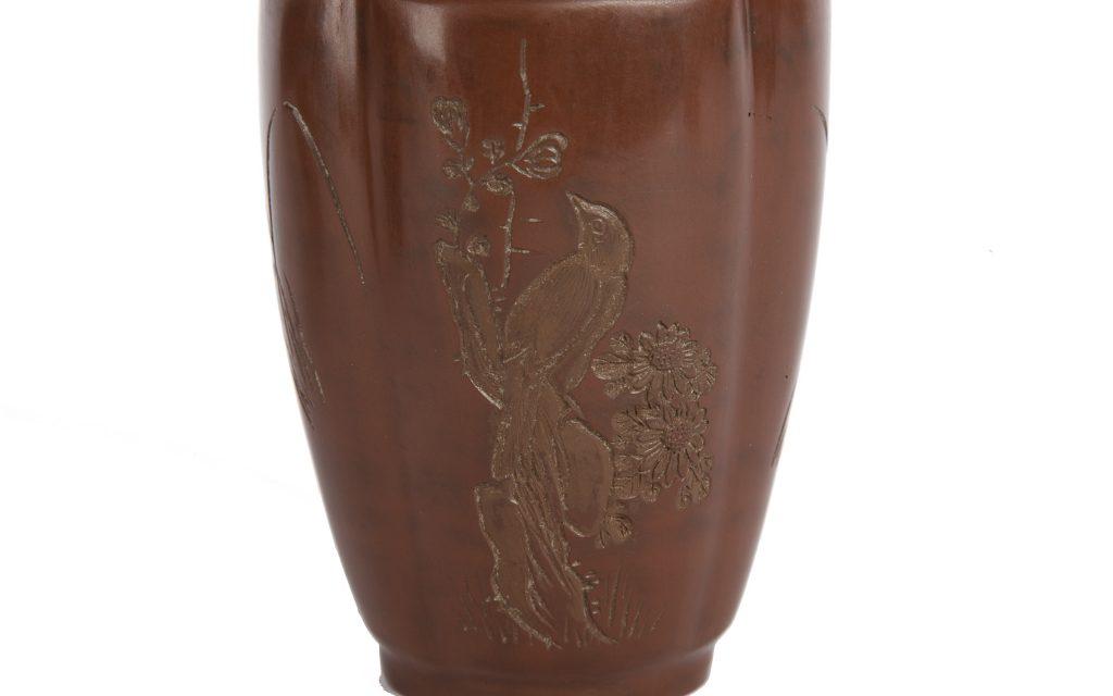 chinese vase pair
